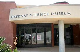 Photo of the Gateway Science Museum front entrance.